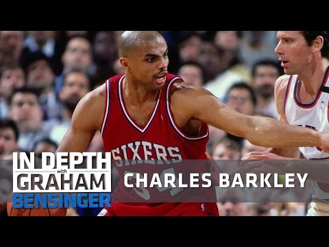 Charles Barkley: Spitting on little girl changed my life