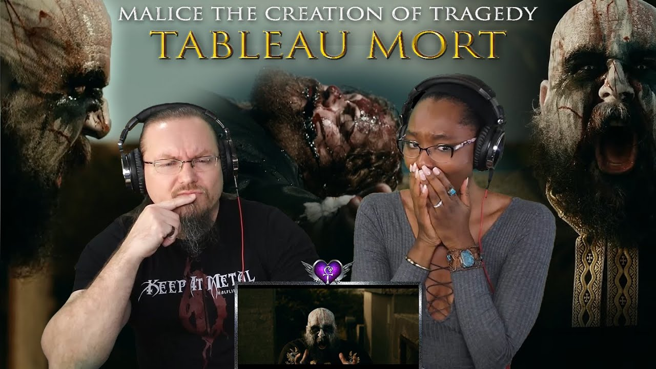 Awesome video reaction to Malice by our good friends HalfLifeSistah
