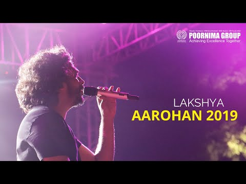 Jabra Fan Singer Nakash Aziz Live At Poornima Group 2019   Aarohan