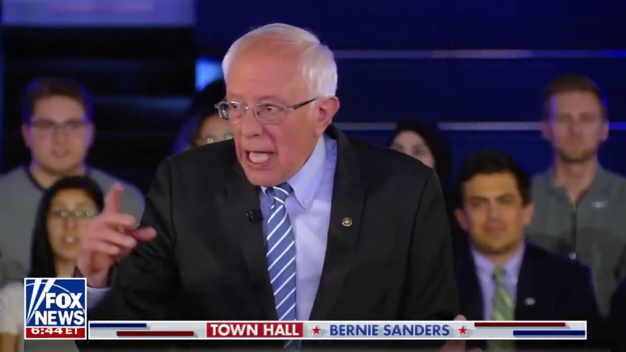 Fox News Audience Agrees with Bernie