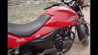 #Bikes@Dinos: New Hero Xtreme 2014 Walkaround Video