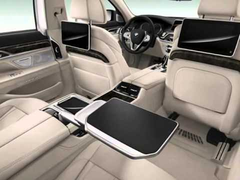 All New 2016 BMW 7 Series 740d  750i xDrive Interior Design  YouTube
