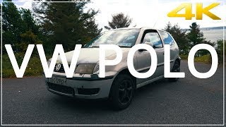 The All Old Volkswagen Polo Advert 4K