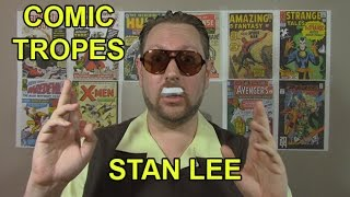 Stan Lee's Approach to Writing - Comic Tropes (Episode 9)