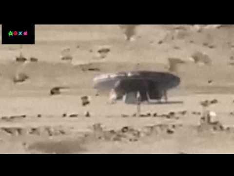 Real UFO With Aliens Caught On Camera From UAE /  مركبة غريبه  تظهر في الامارات