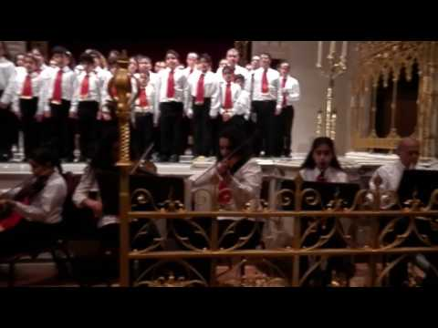 HOLY MUSIC IN LONDON  (29-1-2017, concert in St. Kyrel Church)