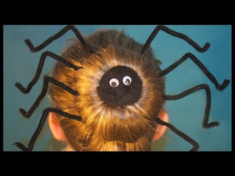 How To: Spider Bun Tutorial