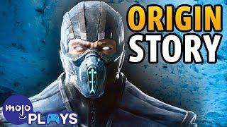 Origin Story Mortal Kombat&#39s Sub-Zero!