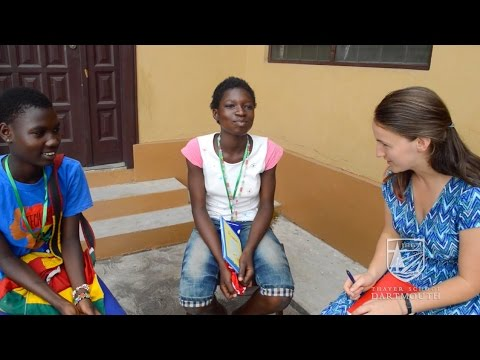 Teaching Human-Centered Design in Ghana