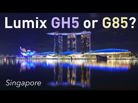 $2,000 Lumix GH5 vs. $900 G85   Hey.film podcast ep20