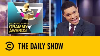 You Won't Believe Who Got Nominated For A Grammy | The Daily Show With Trevor Noah