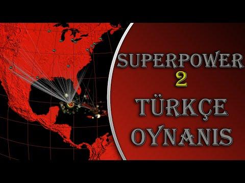 Süperpower 2 : Türkçe Oynanış / Bölüm 1 - EKONOMİYİ KURTARMA ÇALIŞMALARI!