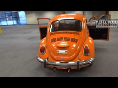 volkswagen super beetle det  youtube