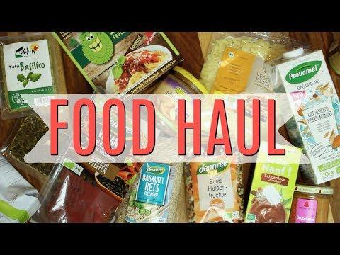 Bio Vegan FOOD HAUL  yummypilgrim