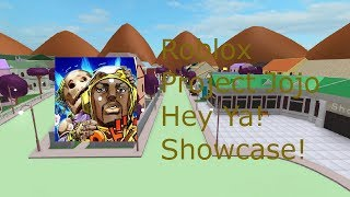 Roblox Project Jojo Hey Ya! Showcase!