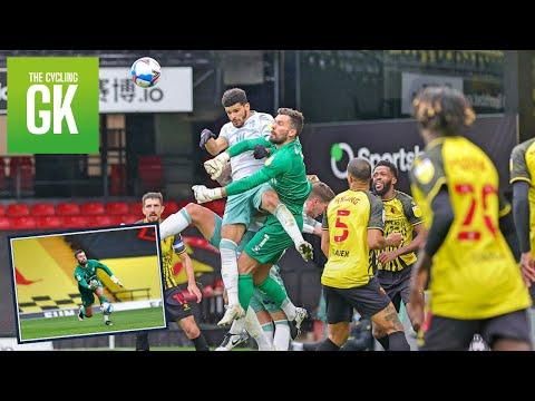 Ben Foster gopro goal footage vs Bournemouth