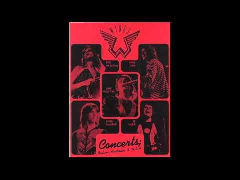 Wings: September 1975 Elstree Studios Rehearsals