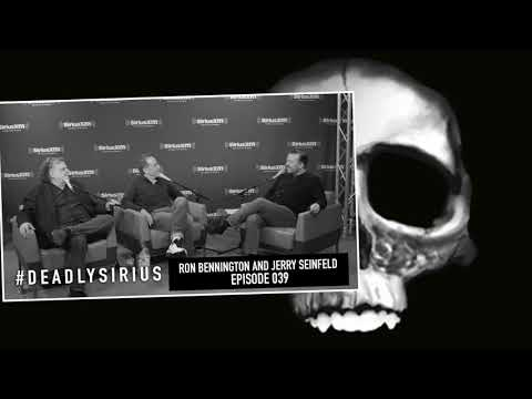 RICKY GERVAIS IS DEADLY SIRIUS #039