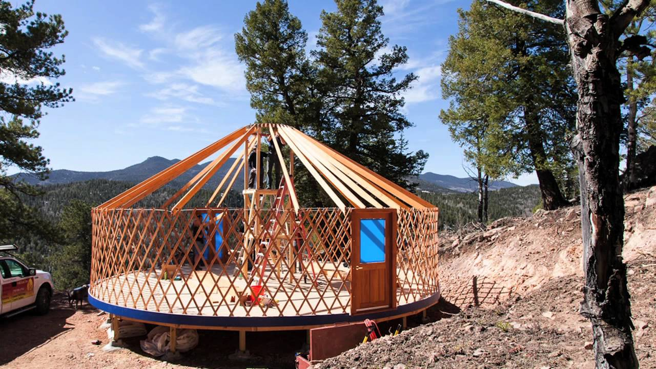 Yurts Everything You Ever Wanted To Know But Were Afraid To Ask A yurt in colorado's state forest state park, photo: yurts everything you ever wanted to