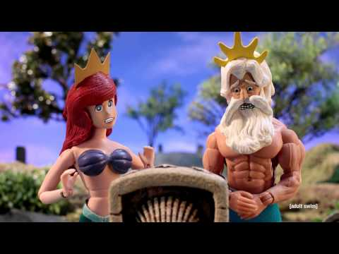 Dead Disney Moms  Robot Chicken  Adult Swim