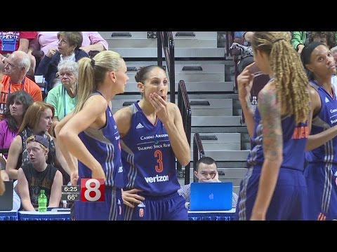 Diana Taurasi Gets Married