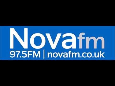 Nova FM Breakfast Telford Mining Memorial Fund Monday 10th October 2016