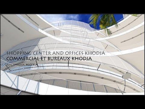 CG SHOPPING CENTER AND OFFICES KHODJA, AIN NAADJA, ALGERIA