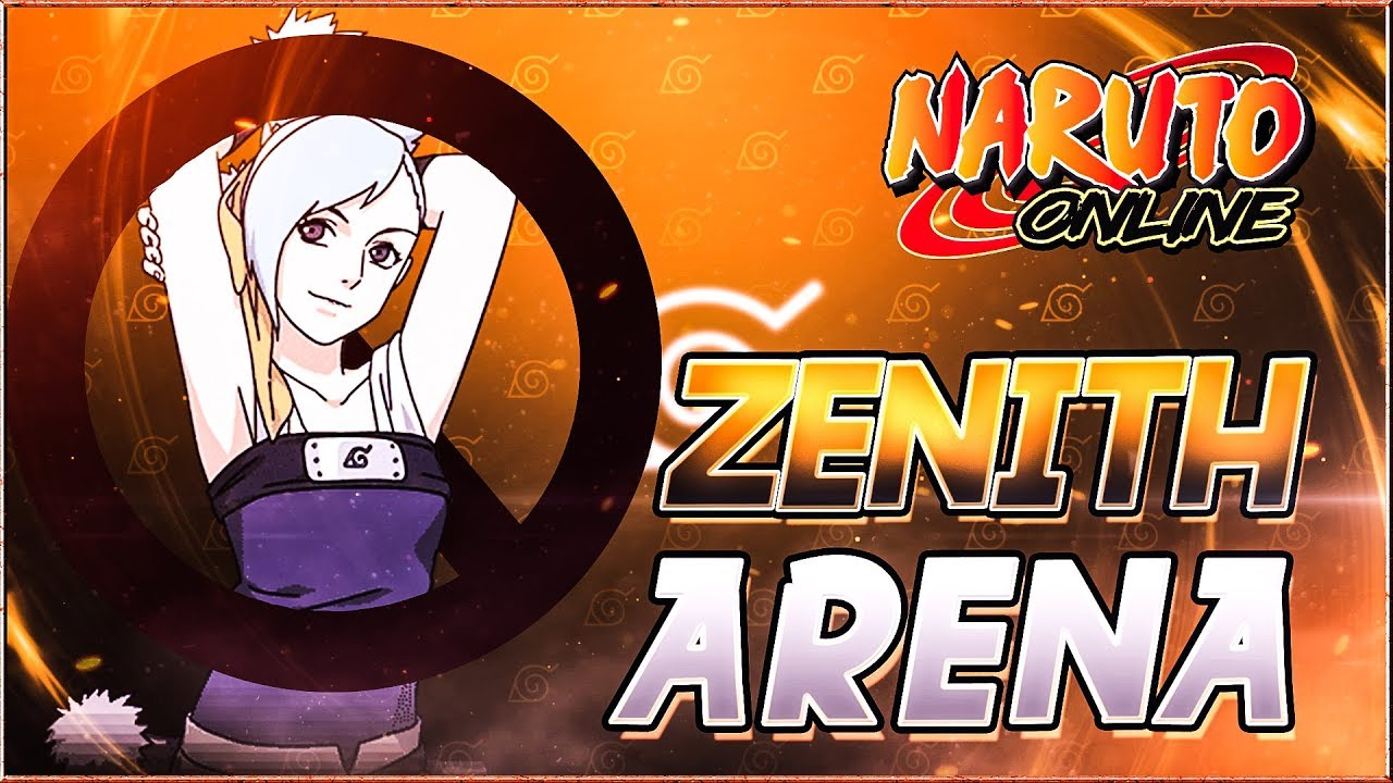 Naruto Online Dont Shark In Zenith Arena