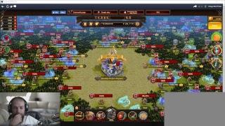 Vikings: War of Clans - БК С ПРОМом 14.11.18 и как надо обучать войска!