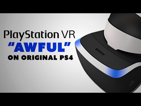 "PSVR ""Awful"" On Original PS4? - The Know"