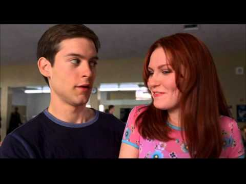 Peter Saves Mary Jane In The Cafeteria (Extended / Alternate Scene) - Spider-Man (1080p)
