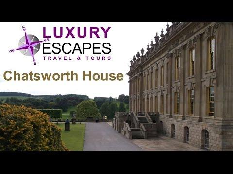 Chatsworth House Tour Derbyshire UK