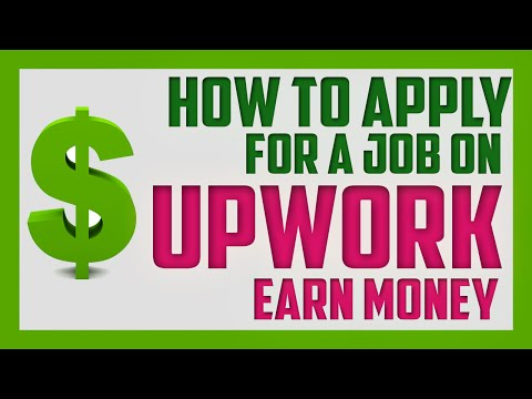How to apply for a job on upwork bangla tutorial 2016. upwork bangla tutorial 2016
