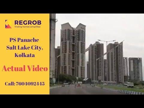 PS Panache Salt Lake City, Kolkata | ☎️7604092245 | 2/3 BHK Flats🏠 For Sale | Actual Video