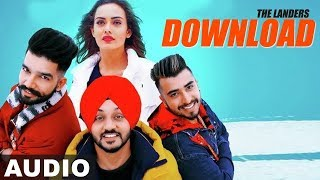 Download (Full Audio)   The Landers Feat. Gurlez Akhtar  Himanshi Parashar  Latest Punjabi Song 2019