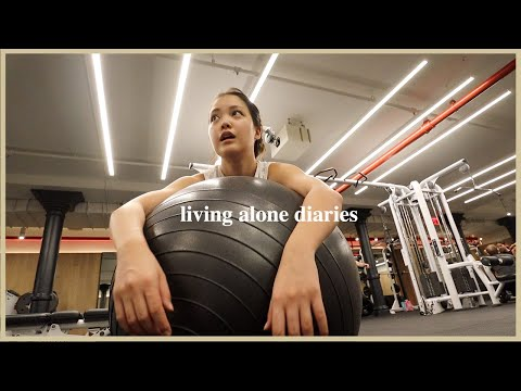 Living Alone Diaries | Morning Workouts, Weekend Spa Date, Renting A Car In NYC, Fall Thrift Haul