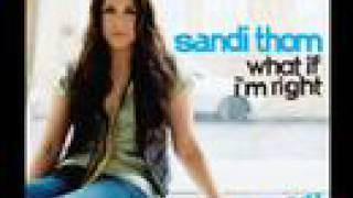 Sandi thom - what if im right