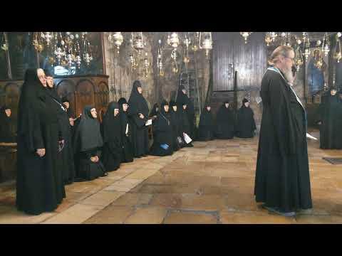 Акафист праздника Успение Божьей Матери у Гроба Пересвятой Богородицы