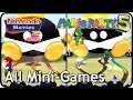Mario Party 5 - All Mini-Games (Multiplayer)