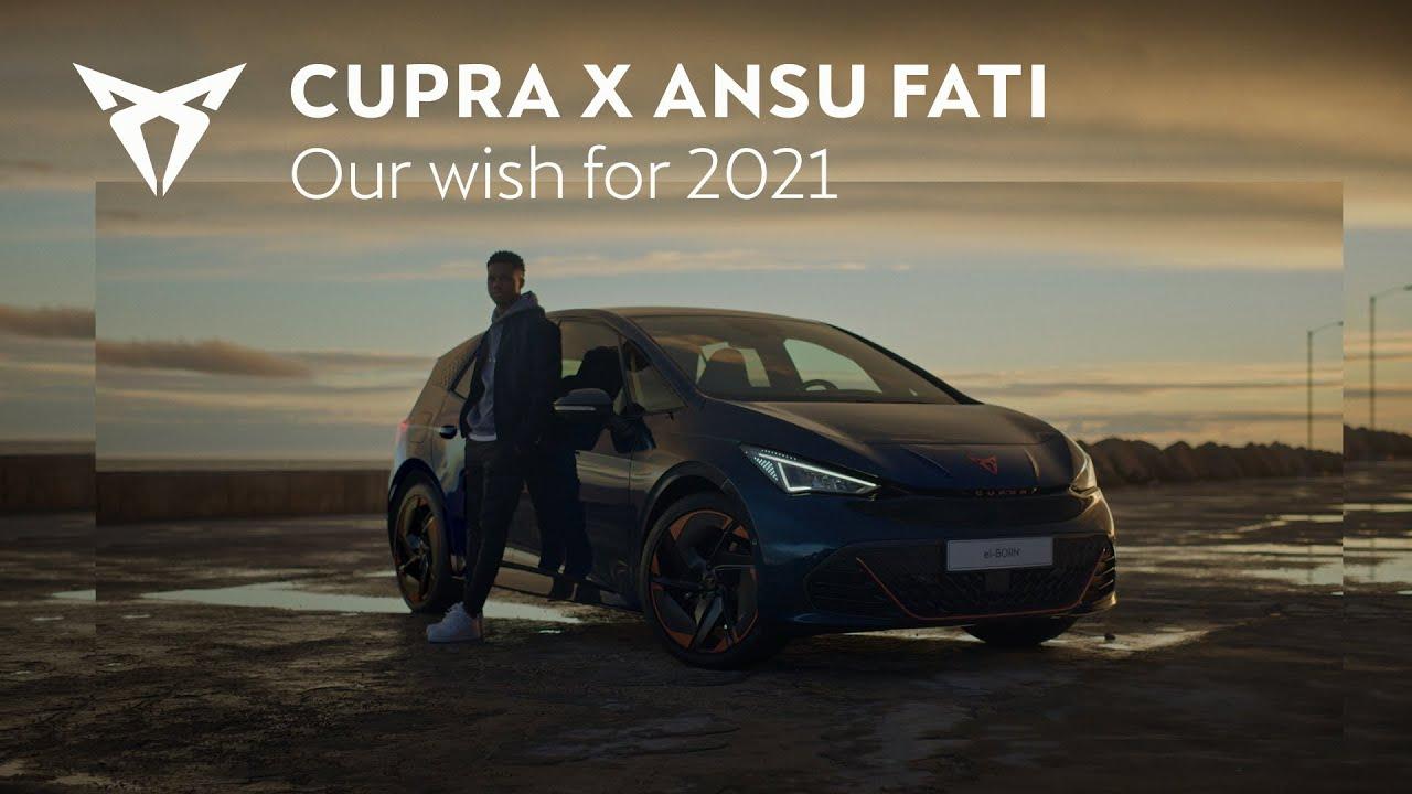"""أنسو فاتي: """"أريد أن أرى كامب نو ممتلئًا مرة أخرى في 2021"""" 1"""