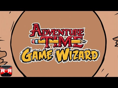 Adventure Time Game Wizard (By Cartoon Network) - iOS / Android - Gameplay Video