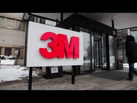3M Nordic Innovation Center concept presentation