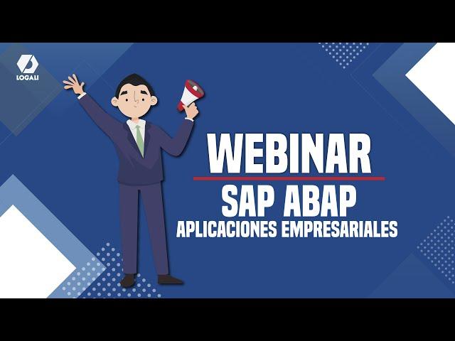 Webinar SAP ABAP – Aplicaciones empresariales