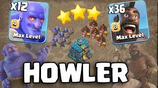 Max Hogs Smashing Strategy 2018 | Best Hog Army 3 Star War Attack TH12 Clash Of Clans