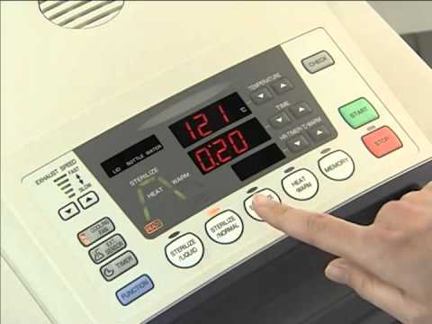Tomy Autoclave SX Series