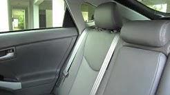 2010 Toyota Prius With Katzkin Leather Interior