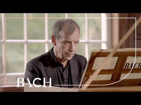 Bach - Prelude (Fantasia) in A minor BWV 922 - Mortensen   Netherlands Bach Society