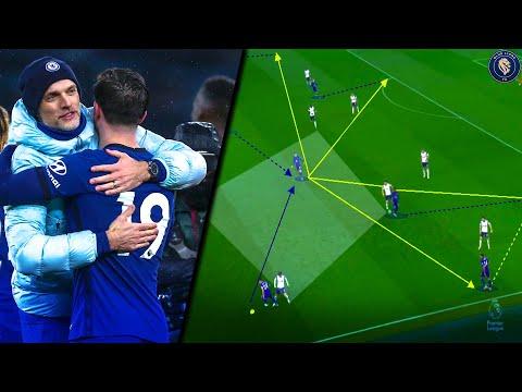 WHY DID TUCHEL TRANSFORM MASON MOUNT INTO A FALSE 9? || Chelsea Tactics Explained