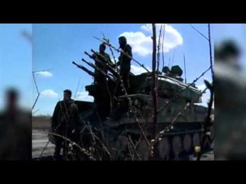 Raw: Syrian Army Kills Rebel Fighters in Ambush