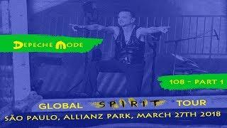 Скачать DEPECHE MODE GLOBAL SPIRIT SP 2018 Part 1 5 DN Version